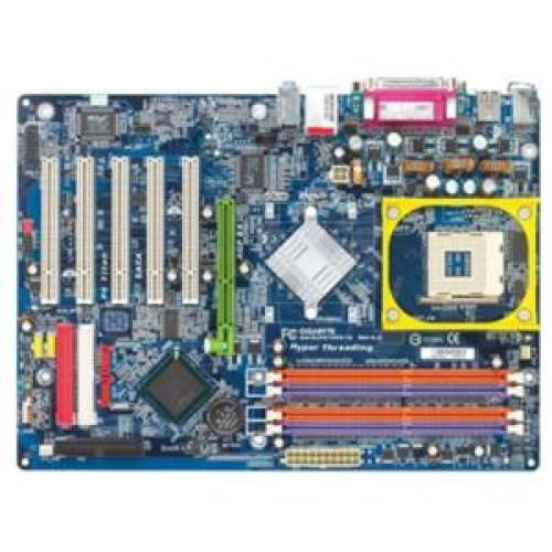 Placa de baza Gigabyte GA-8IPE1000-G + Procesor Intel Pentium 4 2.66Ghz Socket 478