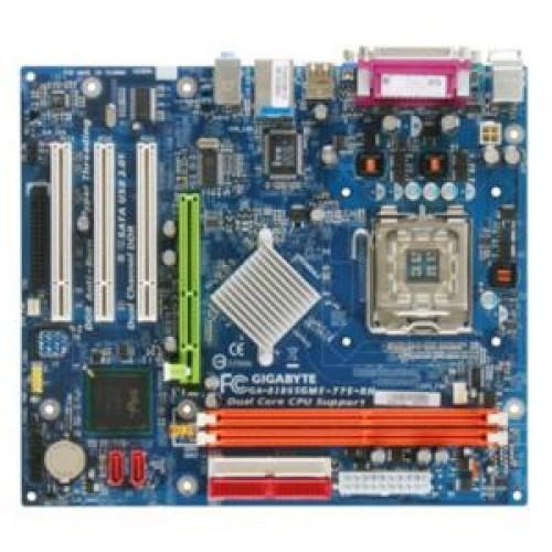 Placa de baza GA-8I865GME-775-RH + Intel Pentium P4 3.06Ghz Socket LGA775