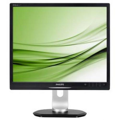Monitor Philips Brilliance 19S, 19 inci, 1280 x 1024, VGA, DVI, 16.7 milioane de culori