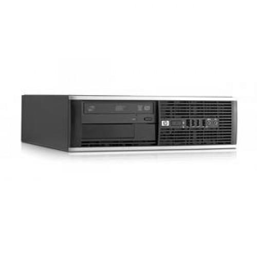 PC HP Compaq 6200 Pro SFF, Intel Pentium G620 2.6Ghz, 4Gb DDR3, 500Gb, DVD-RW