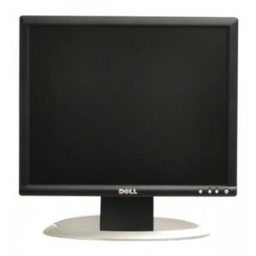Monitor DELL 1801FP Refurbished, 18 inci, 1280 x 1024, VGA, DVI, USB