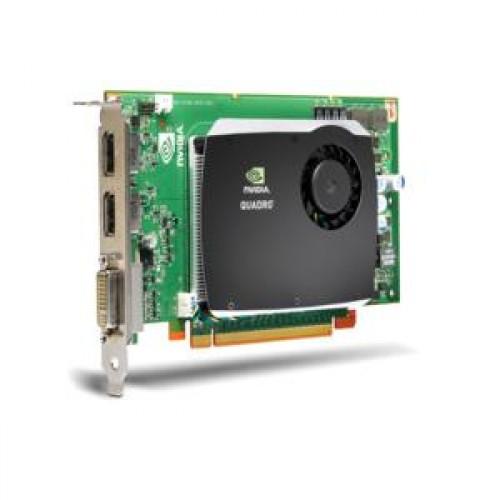 Placa video NVIDIA Quadro FX580, 512MB, 128-bit GDDR3 + Cablu Display port catre HDMI