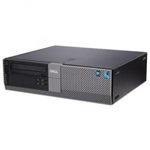PC SH Dell Optiplex 980 SFF, Intel Core i5-750, 8 MB Cache, 2.66 Ghz, 4Gb DDR3, 250GB, DVD-RW + Windows 7 Home Premium