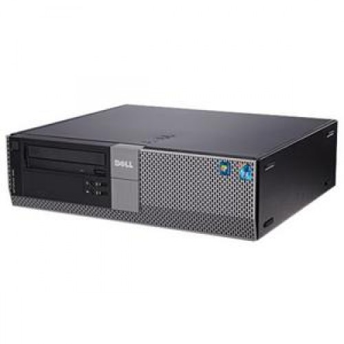 PC SH Dell Optiplex 980 SFF, Intel Core i5-750, 8 MB Cache, 2.66 Ghz, 4Gb DDR3, 250GB, DVD-RW + Windows 7 Professional
