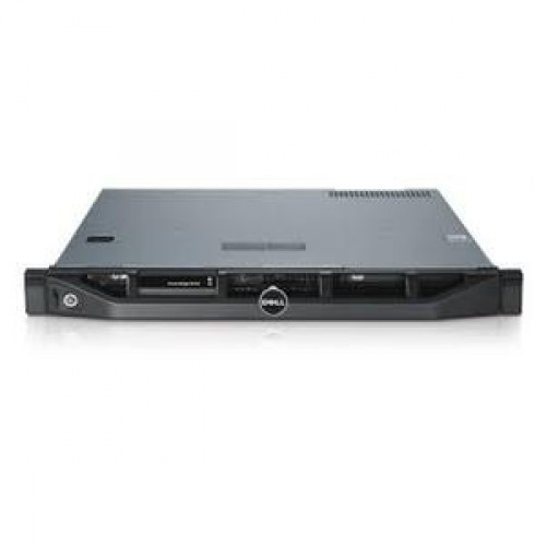 Server Dell PowerEdge R210, Intel Xeon QC L3426 1.87 Ghz, 16GB RAM, 1TB HDD SATA, Raid PERC H200, PSU 250W