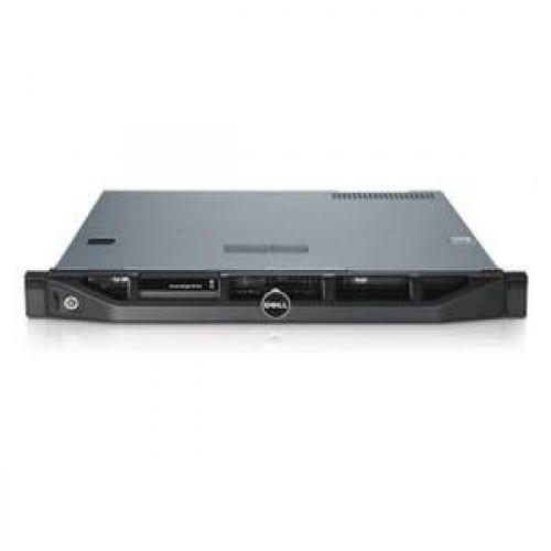 Server Dell PowerEdge R210, Intel Xeon QC L3426 1.87 Ghz, 8GB RAM, 1TB HDD SATA, Raid PERC H200, PSU 250W