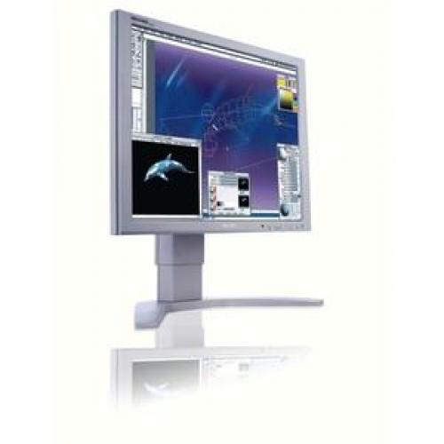 Monitor Philips Brilliance 190p, 19 inci, 1280 x 1024, 8ms, 16.7 milioane de culori, VGA, DVI