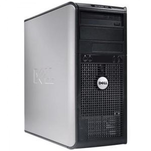 Pc Dell GX620 Tower, Intel Pentium D 3.0Ghz, 2Gb DDR2, 80Gb SATA, Combo