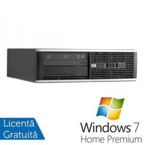 PC HP 8300 SFF, Intel Core i5-3570 Gen 3, 3.4 Ghz, 4GB DDR3, 250GB, DVD-RW + Windows 7 Home Premium