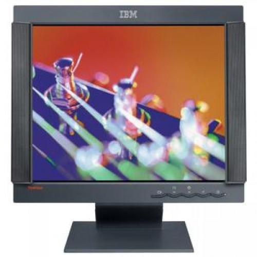 Monitor SH IBM L170, 17 inci, 1280 x 1024, 25ms, DVI, 16.7 milioane de culori