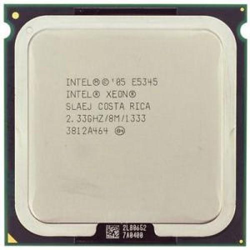 Procesor Intel Xeon E5345, 8M Cache, 2.33 GHz, 1333 MHz FSB, Socket LGA771