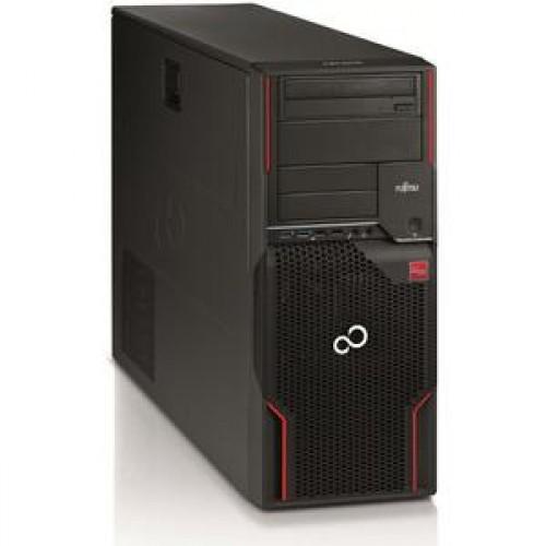 Fujitsu CELSIUS M720, Intel Xeon E5-1620 3.6 Ghz, 32Gb DDR3 ECC, 2 x 2 TB SAS + 2 x 300 GB SAS, NVIDIA QUADRO 4000 2GB + Win 7 Prof