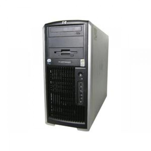 Workstation HP XW8400, 2 X XEON 5130, 2 Ghz, 16 Gb DDR2 ECC, 1 x 1 TB, DVD-ROM, NVIDIA QUADRO FX560