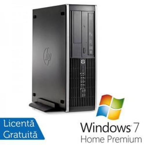 PC HP Compaq 6200 PRO SFF, Intel Core i3-2100 3.1 Ghz, 4Gb DDR3, 250Gb SATA, DVD-RW + Windows 7 Home Premium