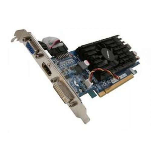 Placa video PCI-E GeForce210 GIGABYTE GV-N210OC-512I, DVI, HDMI, Low Profile Design