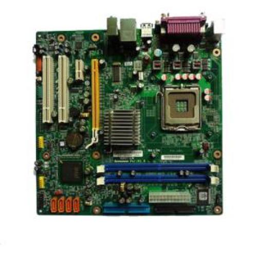 Placa de baza Lenovo G31T-LM FRU 53Y3282 DDR2 + CPU Intel E5300 2.60Ghz + Cooler, Socket LGA775, Non ATX-Standard