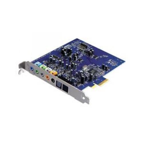 Creative Sound Blaster, Model Number: SB1040, Slot PCI-E x1