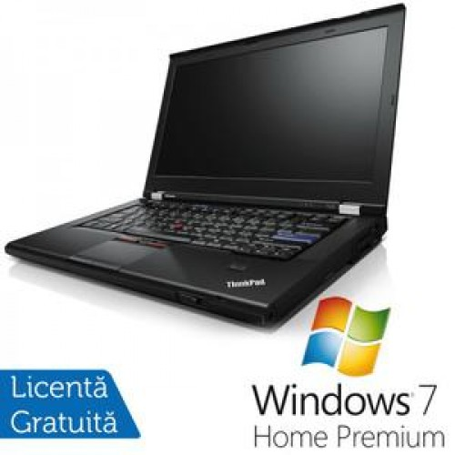 Laptop Lenovo T420, Intel Core i5-2520M, 2.5Ghz, 3.2Ghz Turbo, 4Gb DDR3, 320Gb HDD, DVD-RW, 14 inch + Win 7 Home Premium