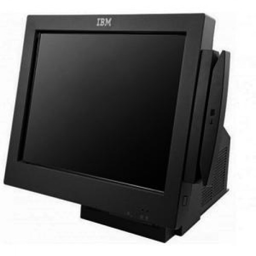 Sistem POS IBM 4846-565, Intel Celeron 2.53Ghz, 2Gb DDR2, 80Gb HDD, Display 15 inch TOUCH SCREEN