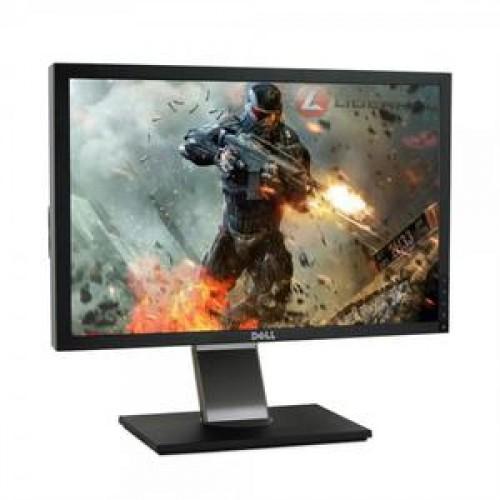 Monitor LCD Dell P2210, LCD 22 inch Wide, 5ms, 1680 x 1050, VGA, DVI-D, DisplayPort, USB