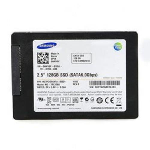 Hard Disk SSD Samsung 128GB 2.5 inci, P/N: MZ7PC128HAFU-000D1