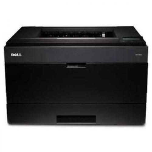 Imprimanta SH Laser Monocrom DELL 3330DN, Duplex, Retea, 40 ppm, 1200 x 1200 dpi, USB, Toner Low