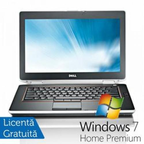 Dell Latitude E6420, Intel i5-2520M Dual Core, 2.5Ghz, 4Gb DDR3, 250Gb, DVD-RW, 14 inci HD Anti-Glare LED + Win 7 Home Premium