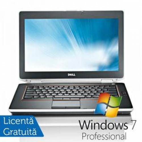 Dell Latitude E6420, Intel i5-2520M Dual Core, 2.5Ghz, 4Gb DDR3, 250Gb, DVD-RW, 14 inci HD Anti-Glare LED + Win 7 Professional
