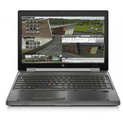 Mobile Workstation Hp 8570W, Intel Core i7-3610QM 2.3Ghz, 16Gb DDR3, 750GB SATA, DVD-RW, 1920x1080, Fingerprint