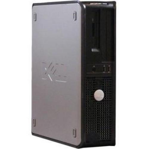PC DELL OptiPlex GX320 Desktop, Intel Pentium 4 3.20 GHz, 1GB DDR2, 80GB SATA, DVD-ROM