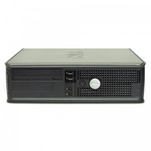 Dell optiplex GX620 Desktop, Intel Pentium 4, 2.8ghz, 1024 Mb, 80gb, DVD-ROM