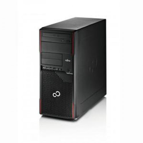 Unitate Fujitsu ESPRIMO P900 Tower, Intel Core i5-2400 3.1GHz, 4GB DDR3, 250GB SATA, DVD-RW