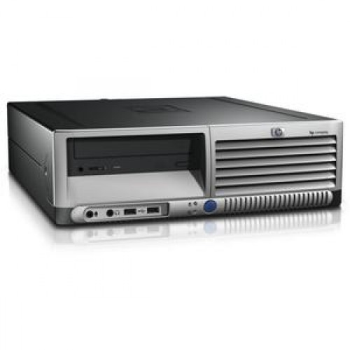Calculator HP Compaq D510 SFF, Intel Pentium 4 2.0 Ghz, 1 GB DDR, 40GB SATA, DVD-RW