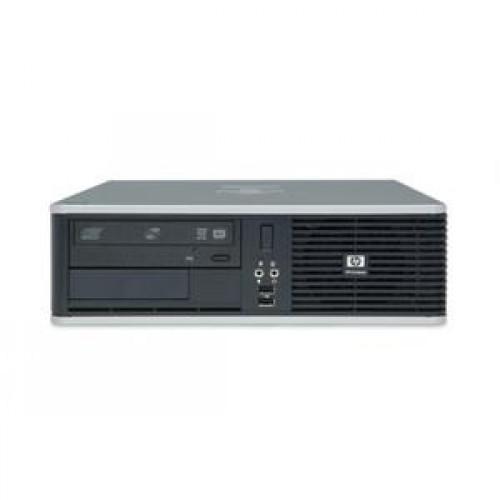 Calculator SH HP DC5850, SFF, AMD Athlon x2 5000+, 2.60 GHz, 2GB DDR2, 80GB SATA, DVD-RW
