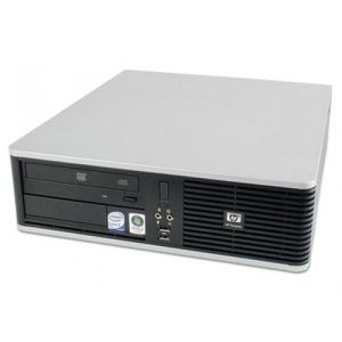PC HP DC7800 Core 2 Duo E6550 2.33Ghz, 2Gb, 80Gb Sata, DVD-RW