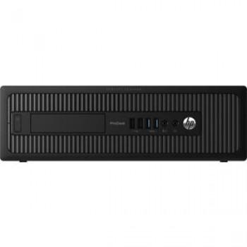 Calculator HP Prodesk 600G1, SFF, Intel Core i7-4770 3.40GHz, 8GB DDR3, 500GB SATA, DVD-RW + Windows 10 Pro, Refurbished