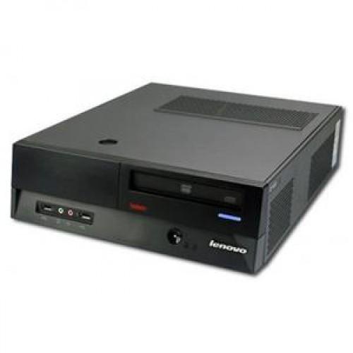 Calculator LENOVO, M55E SFF, Intel Pentium Dual Core E2140 1.60 GHz, 1 GB DDR2, 80GB SATA, DVD-RW