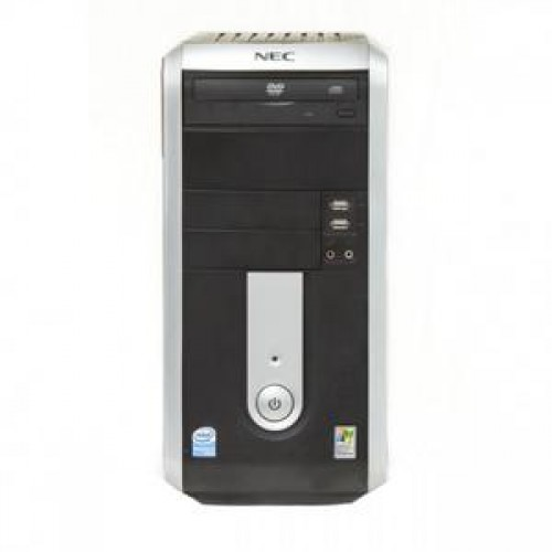Calculator NEC Powermate VL350 Tower, AMD Athlon 64 3500+, 2.20 GHz, 1 GB DDR, 80GB SATA, DVD-RW