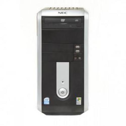 Calculator NEC Powermate VL350 Tower, AMD Athlon 64 3400+, 2.40 GHz, 1 GB DDR, 80GB SATA, DVD-RW