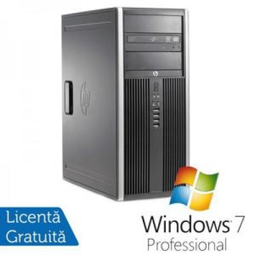 Computer HP 6200 Pro Tower, Intel Core i5-2400 3.1GHz, 4Gb DDR3, 320Gb, DVD-RW + Windows 7 Professional