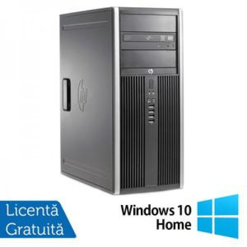 Computer HP 6200 Pro Tower, Intel Core i5-2400 3.1GHz, 4Gb DDR3, 320Gb, DVD-RW + Windows 10 Home