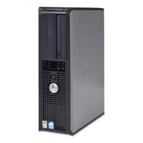 Unitate SH Dell Optiplex 745, Pentium D 3.0Ghz, 2Gb DDR2, 80Gb, DVD-ROM