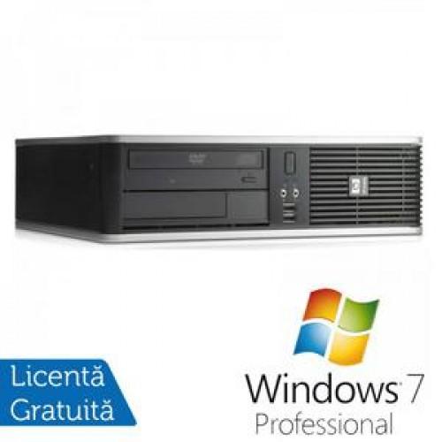 HP DC7900 SFF, Intel Core 2 Quad Q9400 2.66Ghz, 4Gb DDR2, 250Gb HDD, DVD-RW + Windows 7 PRO