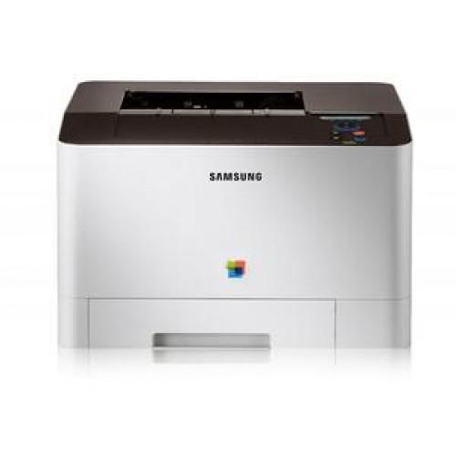 Imprimanta Second Hand Laser Color Samsung CLP-415n, 18ppm, 600x600 dpi, Retea, USB