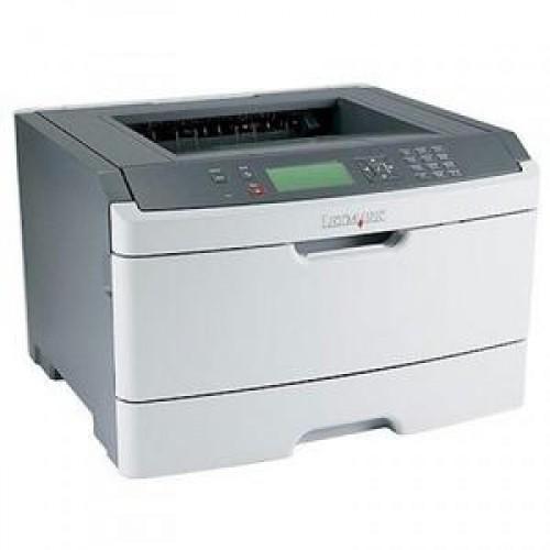 Imprimanta Laser Sh Lexmark E460dn, 40 ppm, 1200 x 1200, USB, Retea, Duplex
