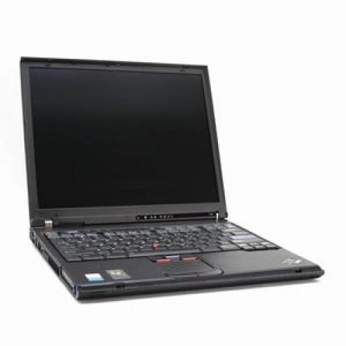 Laptop IBM ThinkPad T42, Intel Pentium M  1.5Ghz,  1Gb DDR , 40Gb HDD, DVD, 14,6 inch ***