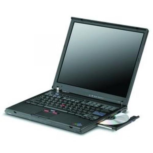 Laptop ieftin IBM ThinkPad T43 Intel Mobile Pentium M 1.60GHz, 1Gb DDR2, 40Gb, DVD-ROM 14.1Inch ***