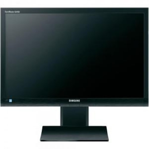 Monitor SAMSUNG SyncMaster S24A450BW, LCD, 24 inch, 1920 x 1200, VGA, DVI, Widescreen, Full HD