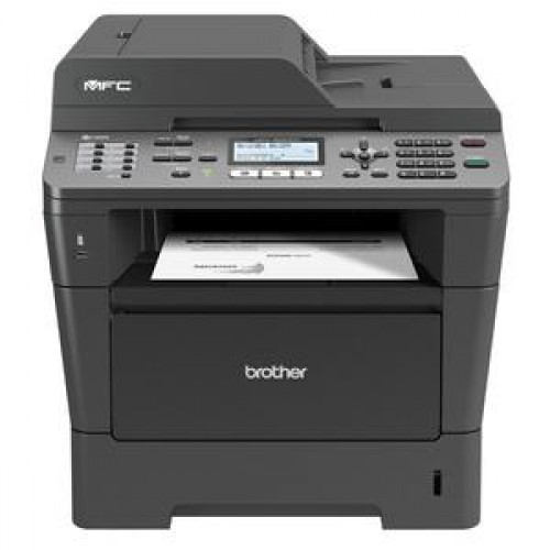 Multifunctionala BROTHER MFC 8520DN, A4, Duplex, Scanner, Copiator, Printer si Fax, Retea si USB, 36 ppm, Second Hand