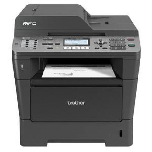 Multifunctionala BROTHER MFC 8520DN, A4, Duplex, Scanner, Copiator, Printer si Fax, Retea si USB, 36 ppm, Second Hand
